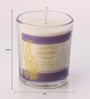 Resonance Lavender Aroma Natural Wax Glass Scented Candle
