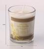Resonance Vanilla Aroma Natural Wax Shot Glass Scented Candle