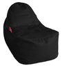 Rester XL Bean Bag Cover in Black Colour by Sattva