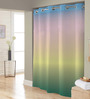 Right Multicolor Polyester Shower Curtain