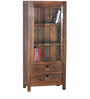 Peshtigo Book Case in Provincial Teak Finish by Woodsworth