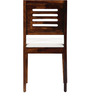 Oregon Dining Chair in Provincial Teak Finish by Woodsworth