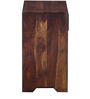 Freemont Shoe Rack in Provincial Teak Finish by Woodsworth
