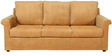 Rondo Three Seater Sofa in Cream Colour by Kurl-On
