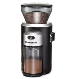 Rommelsbacher Coffee Mill with Conical Burr Grinder