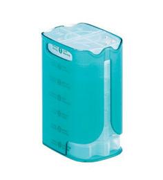 Rotho Plastic Vitality Medicine Box