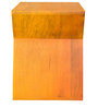 Robyn Stool in Yellow Colour by Inliving