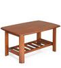 Rockford Coffee Table in Dirty Oak Colour by Nilkamal