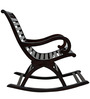 Rocking Chair in Walnut Colour by RVF