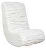 Rocking Chair in White Colour by Parin