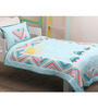 Rocky Road Baby Quilt Set in Multicolour by Raw Kottage
