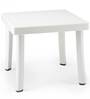Nardi Rodi Pool-Side Table in Bianco Finish by Patios