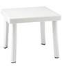 Rodi Table in White Color by Avian Lifestyle