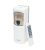 Room Groom Automatic White 250 ML Air Freshener Dispenser with Remote