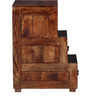 Hudson End Table in Provincial Teak Finish by Woodsworth