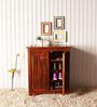 Winona Shoe Rack in Honey Oak Finish by Woodsworth