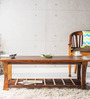 Raliegh Coffee Table in Provincial Teak Finish by Woodsworth