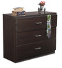 Rose Chest of Drawers in Brown Colour by Durian