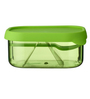Rosti Green Rectangle 250 ML Fruit Box Container