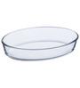 Roxx Glass 2000 ML Baking Dish -Set of 2