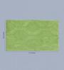 Amando Bath Mat in Green by Casacraft