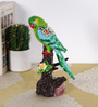 Rural Craft Multicolour Resin Parrot on Tree