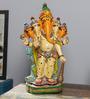 Sutrakara Showpiece in Multicolour by Mudramark