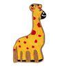 S9 Homes by Seasons Premium Quality Giraffe Bath Mat in Multicolour