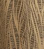 S9home by Seasons Long Brown Polyester Door Curtain - Set of 2
