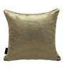 S9home by Seasons Green Velvet 16 x 16 Inch Cushion Cover