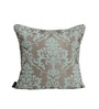 S9home by Seasons Motifs Grey Polyester 18 x 18 Inch Cushion Cover