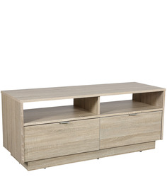 Sage Entertainment Unit in Natural Colour by HomeTown
