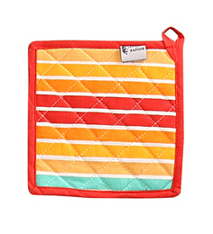 Sanjeev Kapoor Bon Appetit Turq Tango Multicolour Pot Holder