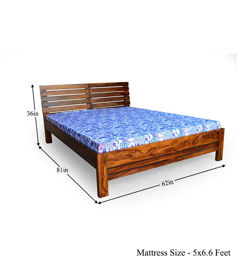 Queen bed size interiors design Mattress queen size