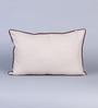 Sadyaska Green Cotton 12 x 18 Inch Zen Printed Cushion Cover