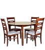 Sage Four Seater Dining Set by StyleSpa