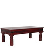 Worcester Coffee Table in Passion Mahogany Finish by Amberville