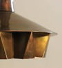 Sahil Sarthak Designs Copper Finish Pin Tuck Lamp