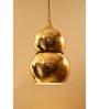 Sahil Sarthak Designs Saint Golden Pendant Lamp