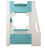 Sailor Bunk Bed in Blue & White Colour by Child Space