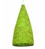 Salebrations conical green Pendant