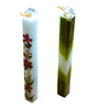 Salebrations Multicolor Pillar Candle - Set of 10