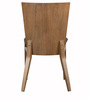 Salucar Dining Chair (Set of 2) in Cocoa and Expresso Colour by CasaCraft