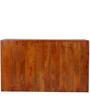 Oakland Sideboard in Honey Oak Finish by Woodsworth
