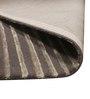 Samara Carpets Charcoal Wool & Cotton Carpet