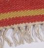 Samara Carpets Multicolour Wool & Cotton Carpet