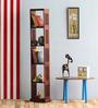 Henderson Display Unit in Honey Oak Finish by Woodsworth