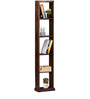 Asilo Display Unit in Provincial Teak Finish by Woodsworth