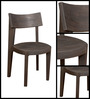 Fortine Solid Wood Dining Chair in Acacia Wood by Woodsworth
