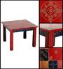 Anuraga - Painted Coffee Table by Mudramark